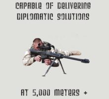 Diplomatic Solutions by Paul Martinek