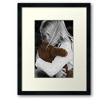 Bear Hugs Framed Print
