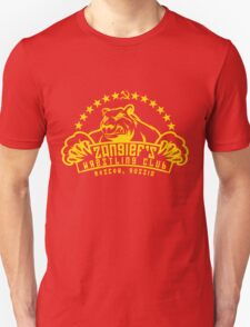 Zangief's Wrestling Club T-Shirt