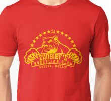 Zangief's Wrestling Club Unisex T-Shirt