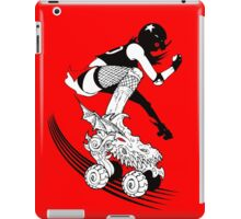 Skates of Wrath iPad Case/Skin