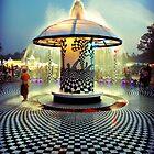 The 2007 Bonnaroo Fountain by joshunter