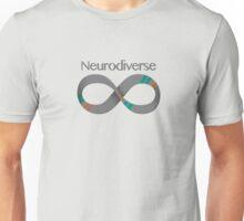 Neurodiverse Forever  Unisex T-Shirt