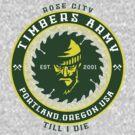 Rose City Till I Die by johnbjwilson