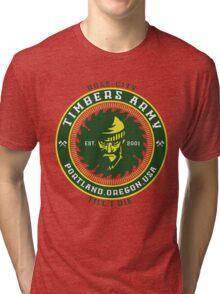 Rose City Till I Die Tri-blend T-Shirt