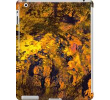 valley of the fire horses iPad Case/Skin
