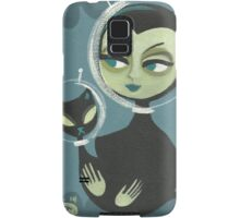 Martian Beauty Samsung Galaxy Case/Skin