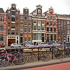 Colours of Amsterdam by Manuel Gonalves