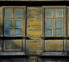 two windows by Dan Shalloe