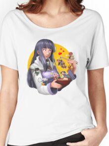 Hinata Hyuuga Women's Relaxed Fit T-Shirt