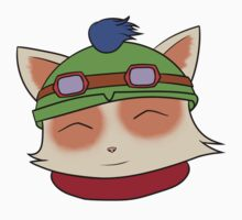 Teemo, The swift scout by deadprincess
