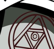 Soul Eater - Free's Demon Eye Sticker