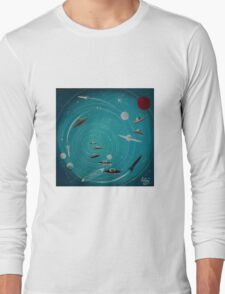Space Hole 2 Long Sleeve T-Shirt