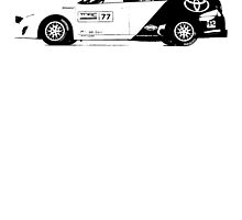 Toyota Camrally Camry by garts