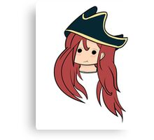 Chibi Miss Fortune Canvas Print