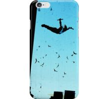 Shadow of the Bat iPhone Case/Skin