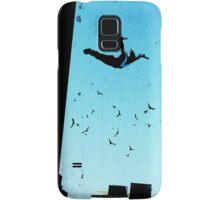 Shadow of the Bat Samsung Galaxy Case/Skin