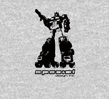 Roller Optimus (black) Unisex T-Shirt