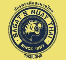 Sagat's Muay Thai Kids Clothes