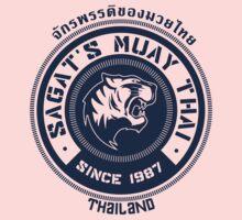 Sagat's Muay Thai One Piece - Long Sleeve