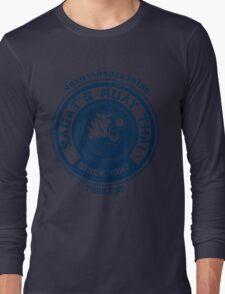 Sagat's Muay Thai Long Sleeve T-Shirt