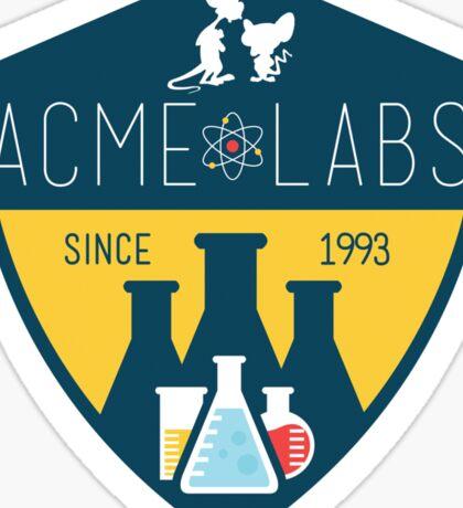 Acme Labs 2 Sticker