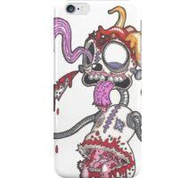 Carnihell #2 iPhone Case/Skin