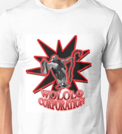 Wololo Corporation! Age of empires monk Unisex T-Shirt
