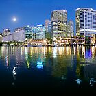 Darling Harbour, Sydney by hinting