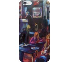 Pop Standen - Beach Break Bar iPhone Case/Skin
