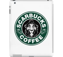Scarbucks Coffee iPad Case/Skin