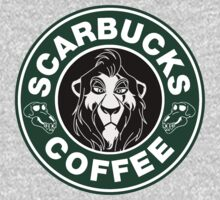 Scarbucks Coffee by bslatky