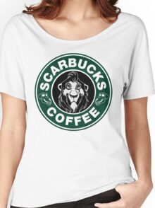 Scarbucks Coffee Women's Relaxed Fit T-Shirt
