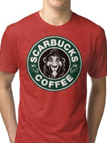 Scarbucks Coffee Tri-blend T-Shirt