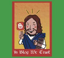 Saint Blogger by Ikrus