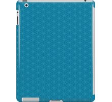 Flower of life seamless pattern iPad Case/Skin