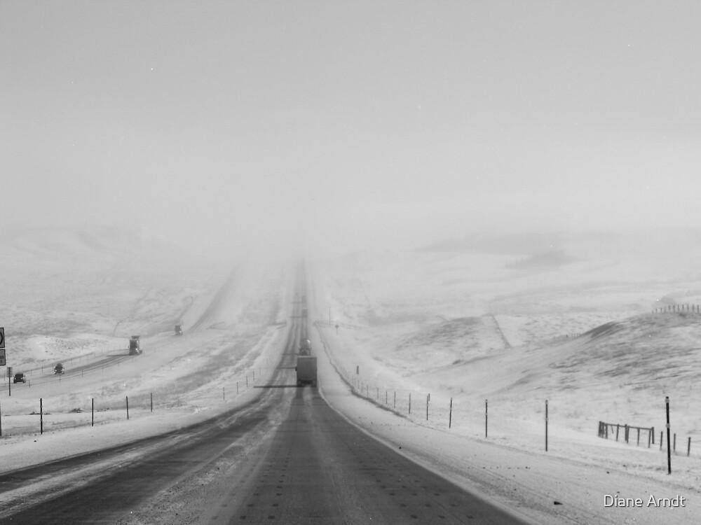 Across Wyoming by Diane Arndt