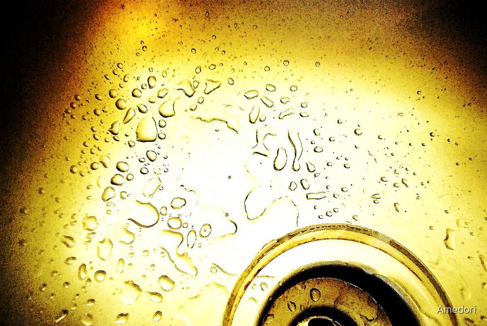Golden Drain by Amedori