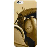 A Game Of Catch iPhone Case/Skin