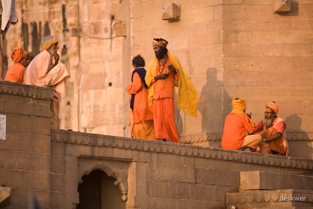 Varanasi Life by deslover