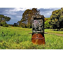 """""""The Letterbox"""" Photographic Print"""