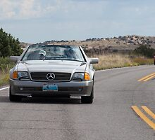 Mercedes game of chase by Greg Birkett