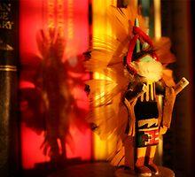Kachina shadow by coopphoto