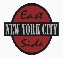 East Side NYC Shirt by Urban59