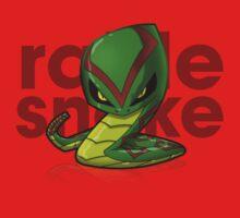 rattlesnake carrier by Jiro Tamase