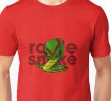rattlesnake carrier Unisex T-Shirt