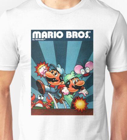 Atari 7800 - Mario Bros Unisex T-Shirt