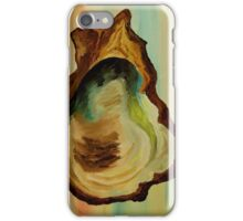 Oyster iPhone Case/Skin