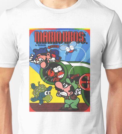 Atari 2800 - Mario Bros  Unisex T-Shirt