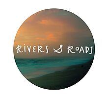 Rivers & Roads Photographic Print